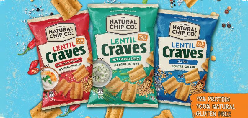 Lentin Craves Natural Chip Co