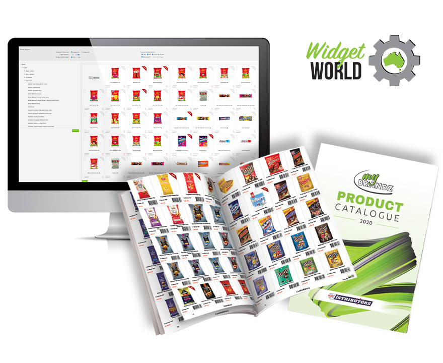 Widget World Catalogue