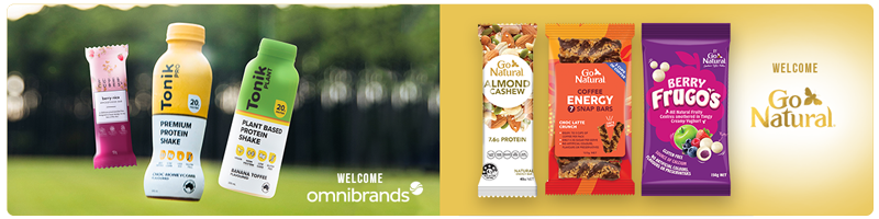 Welcome Omni Brands and Go Natural
